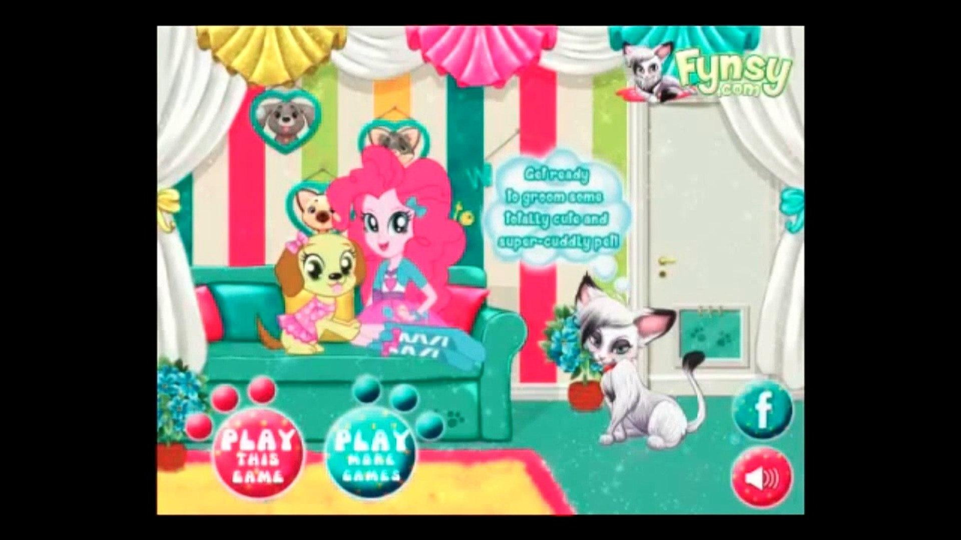 Май Литл Пони (Дружба — это чудо) новые игрi серии фильм new – игра за деца на планшет,