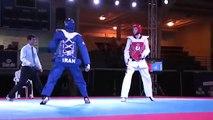 World Cup Taekwondo WTF Team Championships 2012_Iran- Russia