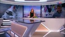 """Groupe Quéguiner : """"Yann Eliès au JT de TF1 - 30 octobre 2016"""" / Vendée Globe 2016"""