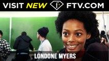 Model Talks Fall/Winter 2017 - Londone Myers | FTV.com