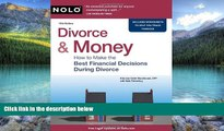 Books to Read  Divorce   Money: How to Make the Best Financial Decisions During Divorce  Full