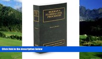 Books to Read  Berman s Florida Civil Procedure, 2013 ed. (Vol. 4, Florida Practice Series)  Best
