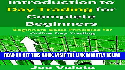 [Free Read] Introduction to Day Trading for Complete Beginners: Beginners Basic Principles for