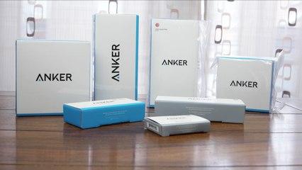Mega-Unboxing: Anker Battery Packs, Schnelllader, Lightning-/USB Type-C Kabel und mehr