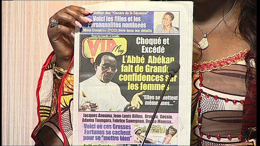 Matin Bonheur de RTI 1 du 31 octobre 2016 avec Marièe Touré partie 3