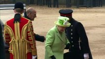 Queen welcomes Colombian President for first State Visit