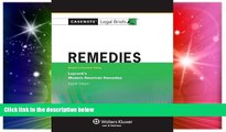 Must Have  Casenotes Legal Briefs: Remedies Keyed to Laycock 4th Edition (Casenote Legal Briefs)