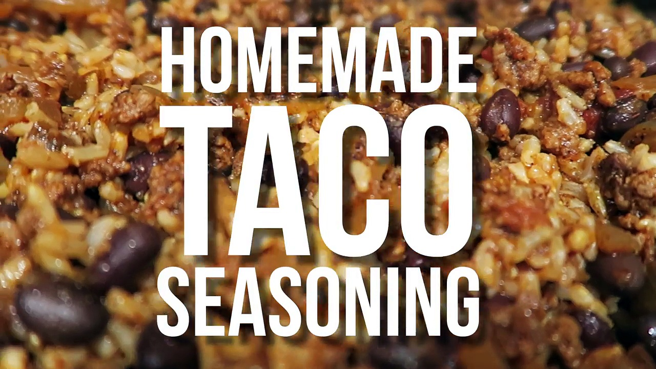 Make Your Own Taco Seasoning! | BFL Recipes