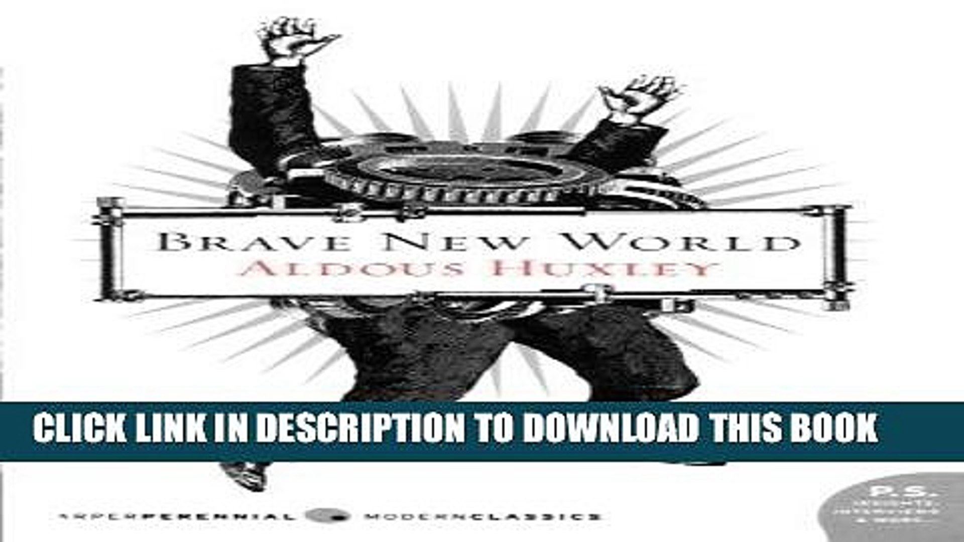 [Free Read] Brave New World Free Online