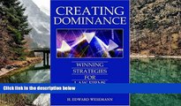 READ NOW  Creating Dominance: Winning Strategies for Law Firms  Premium Ebooks Online Ebooks