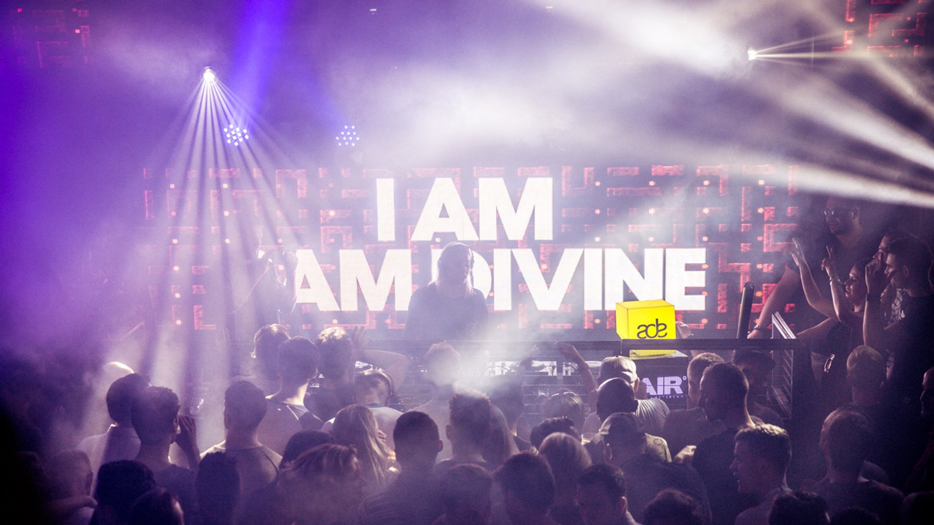 Sam Divine @ Defected in the House ADE, AIR Amsterdam (Netherlands)
