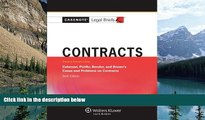 Books to Read  Casenotes Legal Briefs: Contracts Keyed to Calamari, Perillo, Bender   Brown, 6th