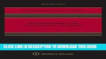 Best Seller Entertainment Law: Cases, Documents, and Materials (Aspen Select) Free Read