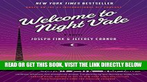 [Free Read] Welcome to Night Vale: A Novel Full Online