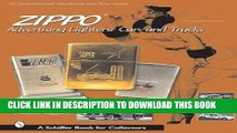 [PDF] Zippo Advertising Lighters: Cars   Trucks (Schiffer Book for Collectors) Popular Collection