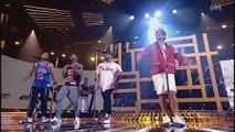 Bruno Mars performing '24K Magic' on X Factor UK!