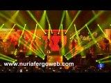 """Nuria Fergó: Telediario TVE sobre el concierto """"OT. El Reencuentro"""""""