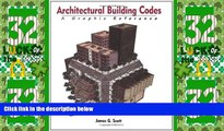 Big Deals  Architectural Building Codes: A Graphic Reference  Best Seller Books Best Seller