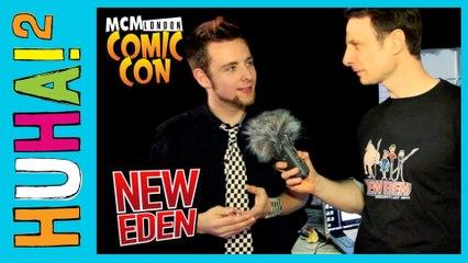 New Eden auf MCM London Comic Con   Hinter den Kulissen (mit Untertiteln)