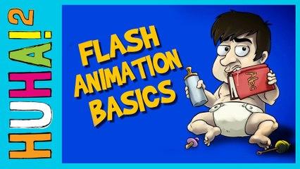 Ep 1: Grundlagen der Flash-Animationen | Happy Harry's HuHa 2 How-Tos!