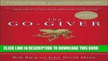 [PDF] The Go-Giver, Expanded Edition: A Little Story About a Powerful Business Idea Download online