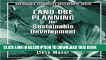 Best Seller Land-Use Planning for Sustainable Development (Social Environmental Sustainability)