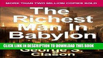[Ebook] The Richest Man in Babylon: Now Revised and Updated for the 21st Century (Paperback) -