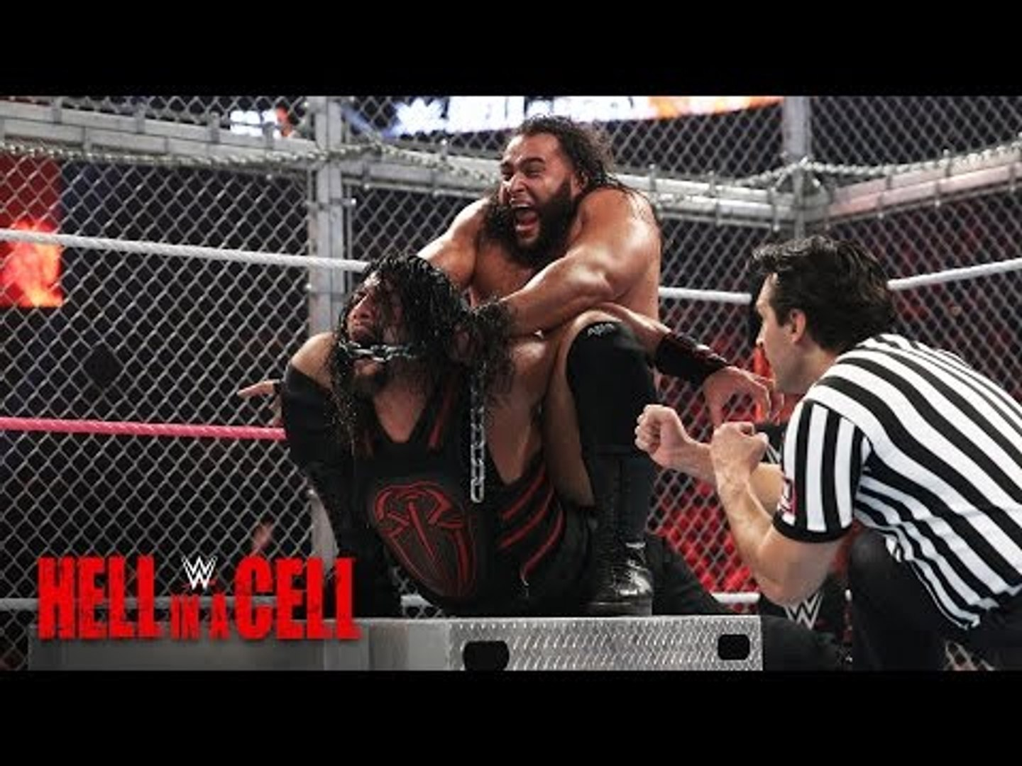 Roman Reigns vs Rusev Full Match - WWE United States Championship ¦ WWE Hell in a Cell 2016