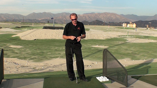 Dan Shauger Master of his (New Golf Swing) Golf Swing is Harming your Body/16 Different Foreign Language