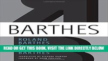 [Free Read] Roland Barthes by Roland Barthes Full Download