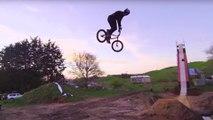 Jed Mildon Attempts World Record BMX Dirt Jumps | Dirt Dogs