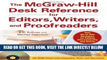 [Free Read] The McGraw-Hill Desk Reference for Editors, Writers, and Proofreaders (with CD-ROM)