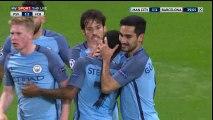 Ilkay Gundogan Goal HD - Manchester City 1-1 Barcelona - 01-11-2016