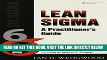 [FREE] EBOOK Lean Sigma: A Practitioner s Guide BEST COLLECTION