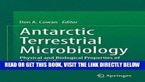 [READ] EBOOK Antarctic Terrestrial Microbiology: Physical and Biological Properties of Antarctic