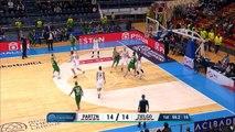 Partizan v Stelmet Zielona Gora [ Highlights - Basketball Champions League ]