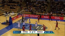 Bakken Bears v AS Monaco [ Highlights - Basketball Champions League ]