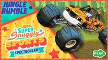 Nick Jr Super Snuggly Sports Spectacular Hurdle Hop | Nick Jr Games | Nick Jr Cartoons