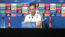 Foot - C1 - Juventus : Allegri «Valider notre billet pour les huitièmes de finale»