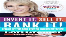 [Free Read] Invent It, Sell It, Bank It!: Make Your Million-Dollar Idea into a Reality Full Online