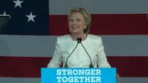Full Video: Hillary Clinton says Donald Trump doesn't see women as full human beings