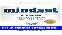 Best Seller Mindset: The New Psychology of Success Free Read