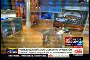 "Diputado Luis Florido: ""Había que continuar con la marcha a Miraflores"""