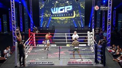 WGP 34: Tadeu San Martino nocauteia Janio Mancha em duelo de veteranos