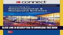 [FREE] EBOOK Connect Access Card for Accounting for Governmental   Nonprofit Entities BEST
