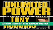 [FREE] EBOOK Unlimited Power : The New Science Of Personal Achievement ONLINE COLLECTION