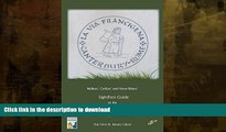 FAVORIT BOOK Lightfoot Guide to the Via Francigena - Canterbury to Besancon READ EBOOK