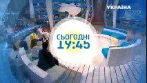 Дети - напополам ,  Говорить Україна