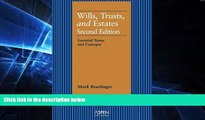 Must Have  Wills, Trusts, and Estates: Essential Terms and Concepts, Second Edition (Essentials