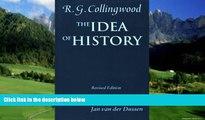 Lezersrecensie van 'The Idea of History'
